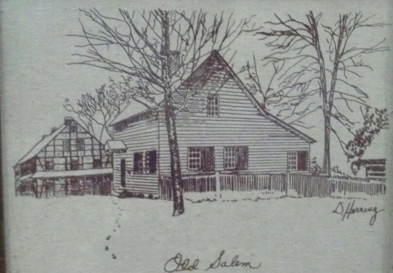 Old Salem Baptist Church
